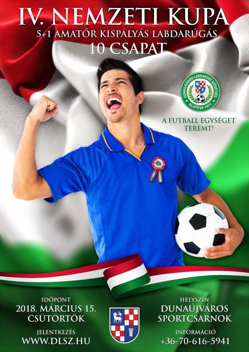 IV. Nemzeti Foci Kupa Dunaújváros
