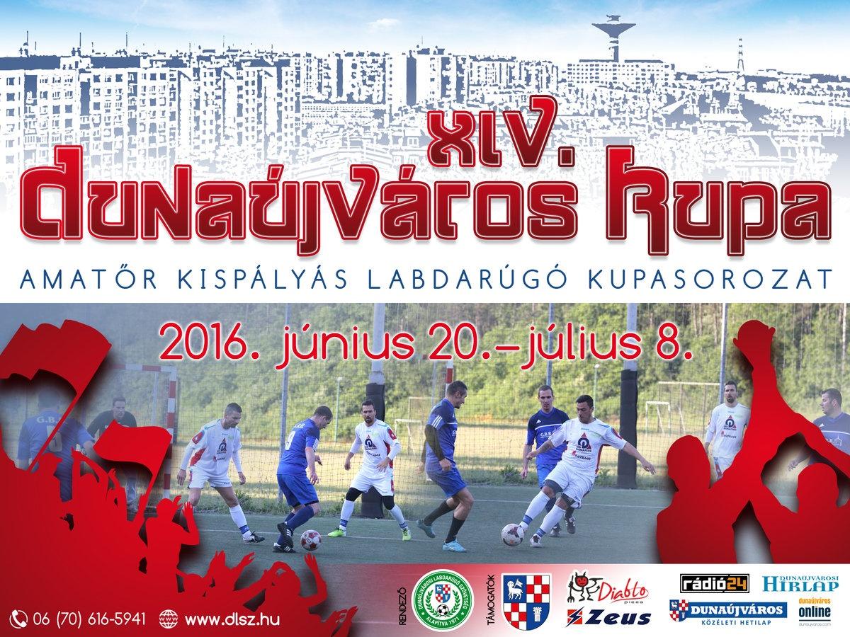 XIV. Dunaújváros Kupa 2015