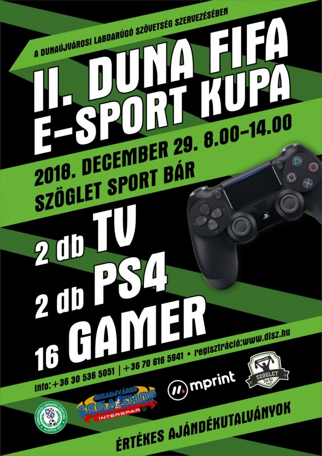 II. Duna FIFA E-Sport Kupa