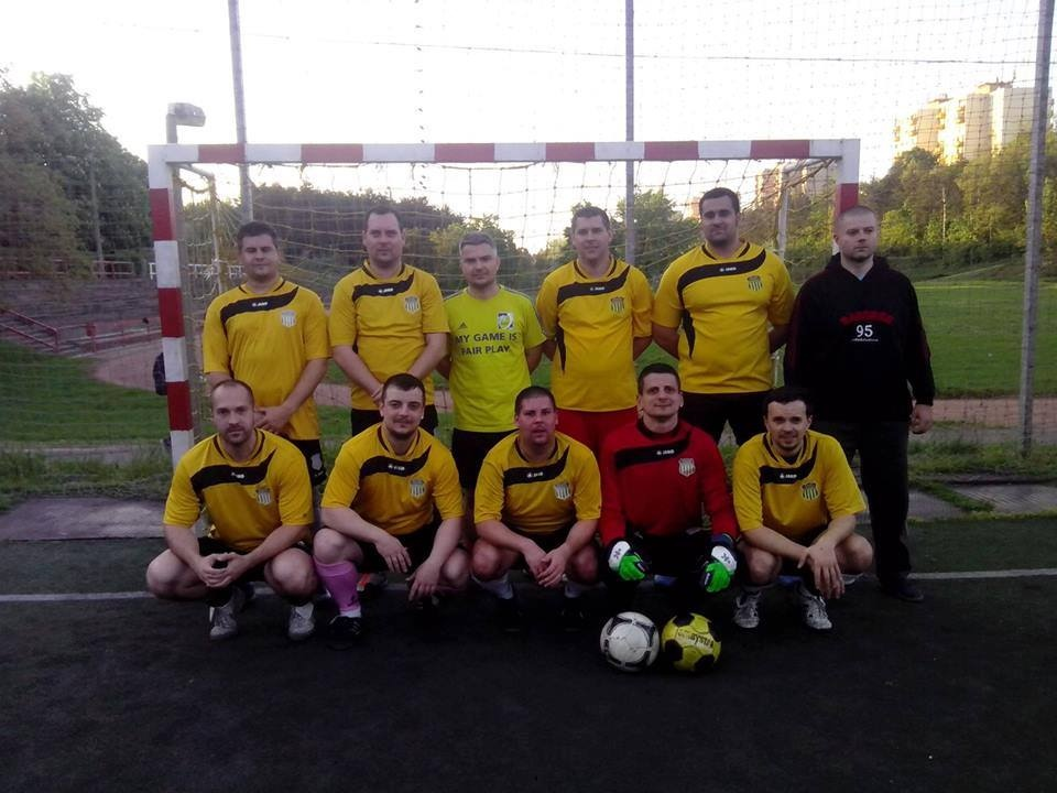 DLSZ kispályás foci csapat 2016