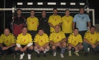 CORNER POLICE FC DUNAÚJVÁROSI KISPÁLYÁS FOCI