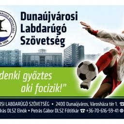 Dunaújvárosi Labdarúgó Szövetség Kártyanaptár 2012