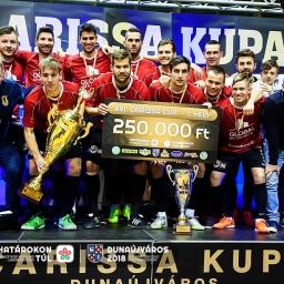 XVI. Carissa Cup győztese