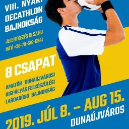 Decathlon Bajnokság DLSZ 2019