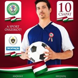 V. Nemzeti Foci Kupa – A sport összeköt!