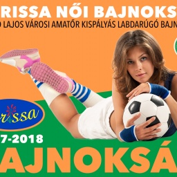 Carissa Női Foci Bajnokság 2017-2018