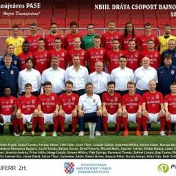 Dunaújváros PASE 2012/2013 bajnokcsapat