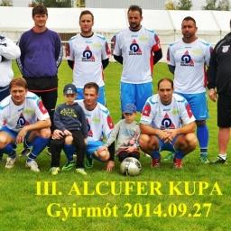 ISD Duanferr Zrt. Alcufer kupa 2014