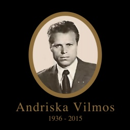 Andriska Vilmos 1936-2015