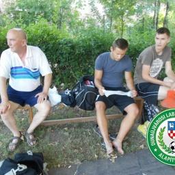 I. Decathlon Nyári Kispályás Labdarúgó Bajnokság 2012 Dunaújváros