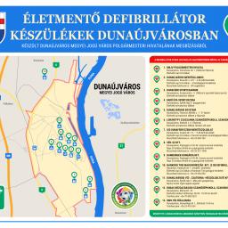 Defibrillátor Készülékek Dunaújvárosban