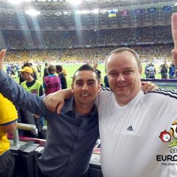 Tóth Imre és Petrás Gábor Foci EB 2012