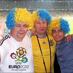 Ukrajna 2 - 1 Svédország EB 2012. 06. 11.