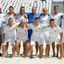 FIFA Moszkva 2012 - Magyar Strandlabda Válogatott