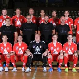 Dunaújváros Futsal csoportkép
