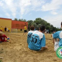 RIKI FC Kézilabdázik