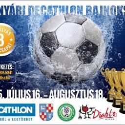 Decathlon Foci Kupa