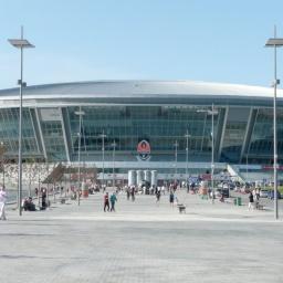 Doneck stadion - Labdarúgó Európai-Bajnokság 2012