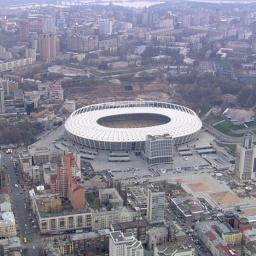 Kijevi stadion - Labdarúgó Európai-Bajnokság 2012