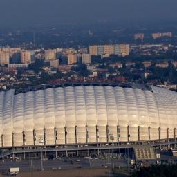 Poznan stadion - Labdarúgó Európai-Bajnokság 2012