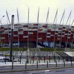 Varsói stadion - Labdarúgó Európai-Bajnokság 2012