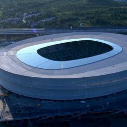 Wroclaw stadion - Labdarúgó Európai-Bajnokság 2012
