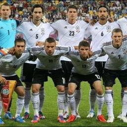 Németország Labdarúgó EB 2012 Elődöntőse