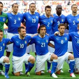 Olaszország Labdarúgó EB 2012 Elődöntőse