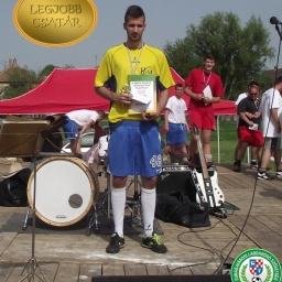 Legjobb játékos: Zemankó Beni
