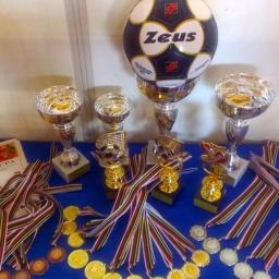 Dunaújváros Foci kupa díjak