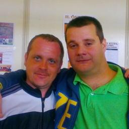 Jakab Roland és Garbacz Attila