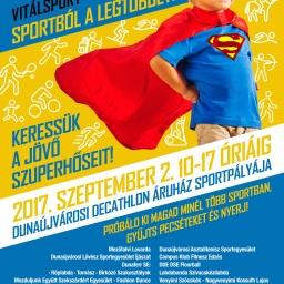 Decathlon Vitálsport Dunaújváros