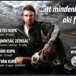 Kispályás foci tornák Dunaújvárosban 2012