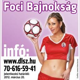 Női Városi Foci Bajnokság, Dunaújváros 2012