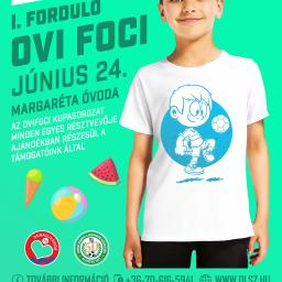 Dunaújvárosi Ovi Foci Kupa 2021. évad - 1. forduló