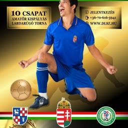 Október 23. Foci Kupa