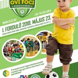Dunaújvárosi Ovi Foci Kupa 2018 - I. Forduló