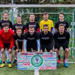 I. MPrint Kupa 2017.2. helyezett csapat: Lengyel L, Jeney F, Rabijász D, Jurinka Z, Farkas E, Kovács J, Dorogi B, Kovács Zs, Tábi G, Dorogi V