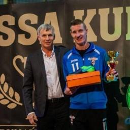 Mohácsi Norbert a Zeus kupa döntő játékosa - 2017-es Carissa álomcsapat tagja