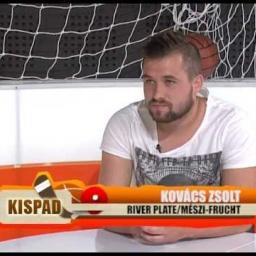 Embedded thumbnail for Kovács Zsolt nem tud sport nélkül élni