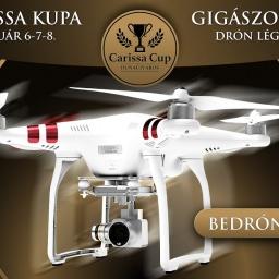 Embedded thumbnail for Drón légifelvételek a Carissa kispályás labdarúgó kupáról