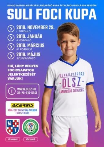 Dunaújvárosi foci kupa gyerekek számára