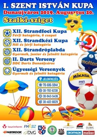 Strandfoci Kupa