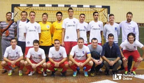 DF Green Pet Futsal Dunaújváros