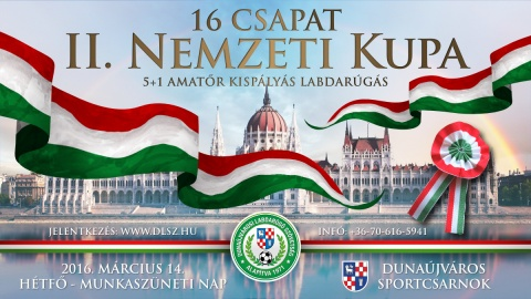 II. Nemzeti Foci Kupa