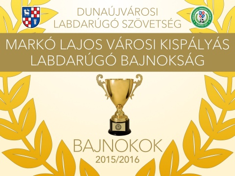 DLSZ 2015/2016 Bajnokai