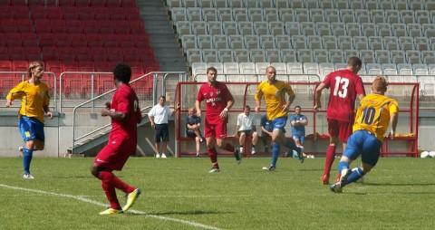 Dunaújváros PASE - Puskás Akadémia 0 - 1