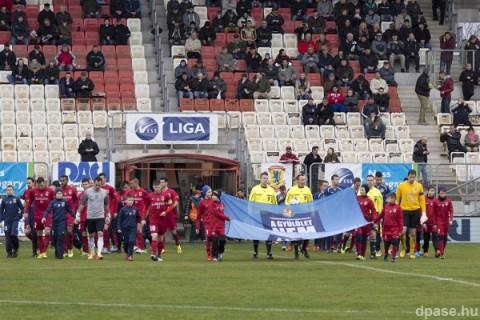 Dunaújváros PASE - Nyíregyháza FC