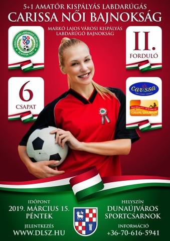 Női kispályás labdarúgás Dunaújvárosban