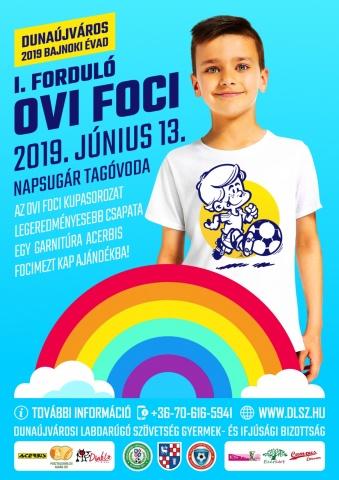 Dunaújvárosi Ovi Foci Kupa 2019. Június Első Forduló